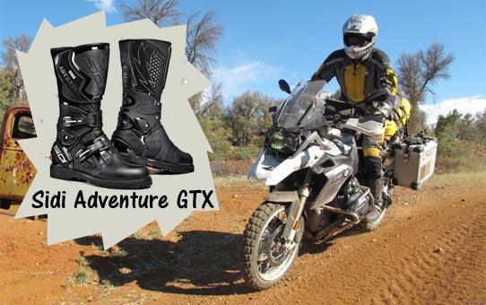 Sidi Adventure Goretex ajosaappaat halvalla