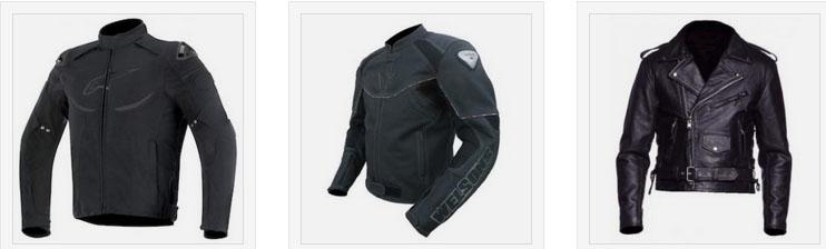 Moottoripyörä takit